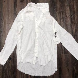 Bella Dahl White Button Up